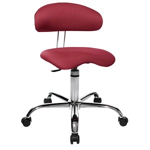 Topstar Sitness® 40 Bürostuhl rot