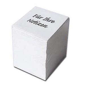 700 Blatt folia Notizzettel weiß