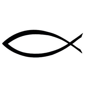 Rayher Fisch Motivstempel 2868200