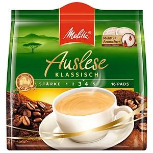Melitta Café Auslese Kaffeepads 16 Pads