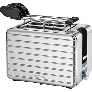ProfiCook PC-TAZ 1110 Toaster silber