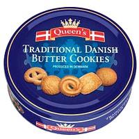 QUEENS Dänische Butterkekse 500 g