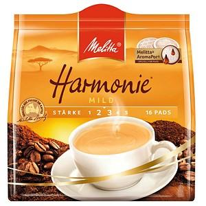 Melitta Harmonie Kaffeepads 16 Pads