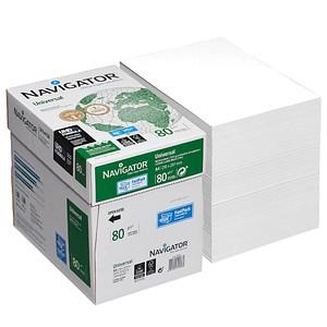 Maxi-Box NAVIGATOR Kopierpapier Universal A4 80 g/qm