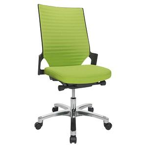 Topstar Autosynchron®-2 Alu Bürostuhl grün