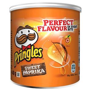 Pringles Paprika Chips 12x 40,0 g