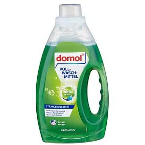 domol Strahlendes Weiß Waschmittel 1,1 l