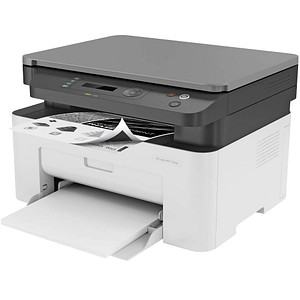 HP Laser MFP 135wg 3 in 1 Laser-Multifunktionsdrucker grau 6HU11A#B19