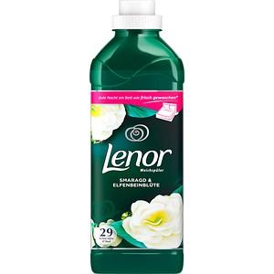 Lenor Smaragd & Elfenbeinblüte Weichspüler 870,0 ml