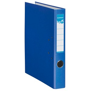 DONAU Klassik Ordner blau Karton 5,0 cm DIN A4