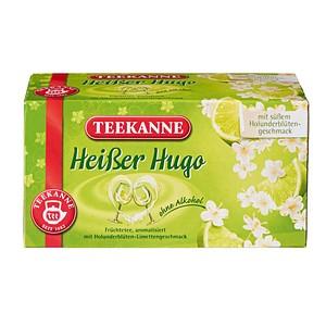TEEKANNE Heißer Hugo Tee 20 Teebeutel à 2,25 g