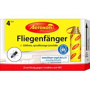 4 Aeroxon Fliegenfänger