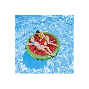 INTEX® Wassermelone Badeinsel rot