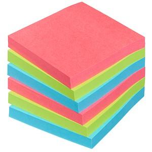 Post-it® Bora Bora Haftnotizen extrastark 6546SJ farbsortiert 6 Blöcke