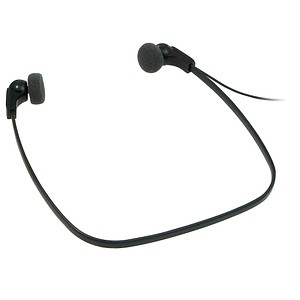 PHILIPS LFH0334 Kopfhörer schwarz