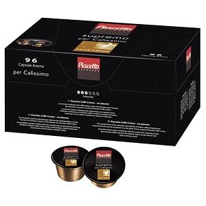 Piacetto supremo per Cafissimo Caffè Crema Kaffeekapseln 96 Portionen
