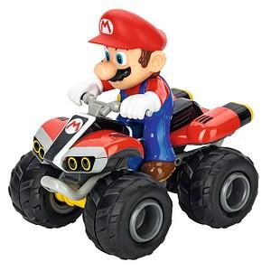 Carrera® 2,4GHz Mario Kart, Mario - Quad Ferngesteuertes Auto rot