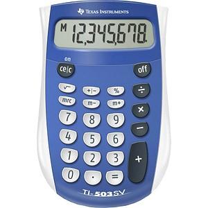 TEXAS INSTRUMENTS TI-503 SV Taschenrechner