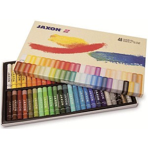 48 JAXON Ölkreide 47412 farbsortiert