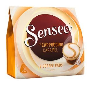 Senseo CAPPUCCINO CARAMEL Kaffeepads 8 Pads