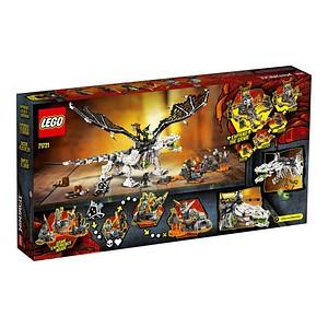 LEGO® Ninjago 71721 Drache des Totenkopfmagiers Bausatz