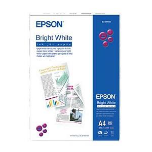 EPSON Inkjetpapier Bright White InkJet Paper A4 90 g/qm