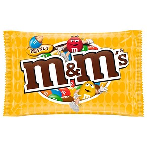 m&m's PEANUT Schokobonbons 24x 45,0 g