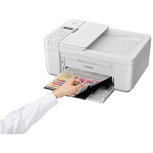 Canon PIXMA TR4551 4 in 1 Tintenstrahl-Multifunktionsdrucker weiß