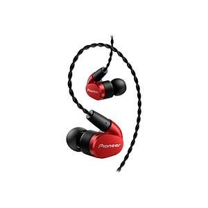 Pioneer SE-CH5T-R In-Ear-Kopfhörer rot