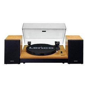 Lenco LS-300 Plattenspieler 2x 10 W LS-300WOOD