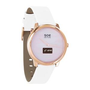 X-WATCH SOE XW PURE Smartwatch weiß, rósegold 54027