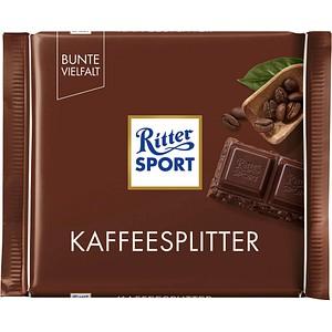 Ritter SPORT KAFFEESPLITTER Schokolade 100,0 g
