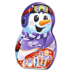 Milka Snow Mix Adventskalender 236 g