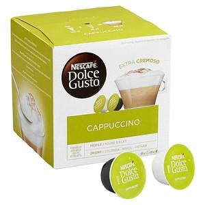 NESCAFÉ CAPPUCCINO Kaffeekapseln 8 Portionen
