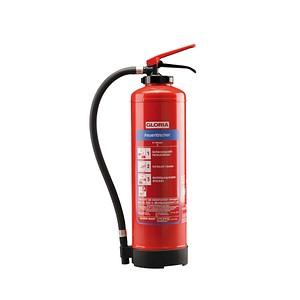 GLORIA W6 EASY Feuerlöscher Wasser 6,0 l