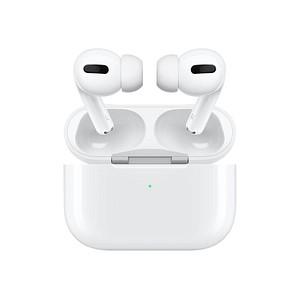 Apple AirPods Pro mit Wireless Charging Case In-Ear-Kopfhörer weiß MWP22ZM/A