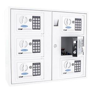 ROTTNER Keysystem 6 Schlüsseltresor mit keine Haken T05380