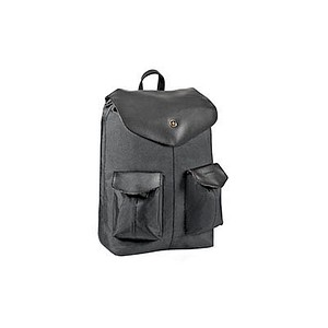 WENGER Laptop-Rucksack MarieJo Kunstfaser schwarz 604801
