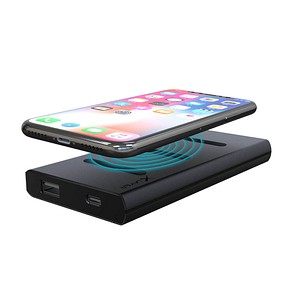 XLAYER Wireless Charger with Dock Powerbank 6.000 mAh 215777