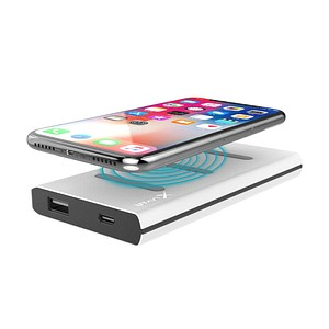 XLAYER Wireless Charger with Dock Powerbank 6.000 mAh 215757