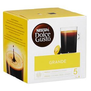 NESCAFÉ GRANDE Kaffeekapseln 16 Portionen