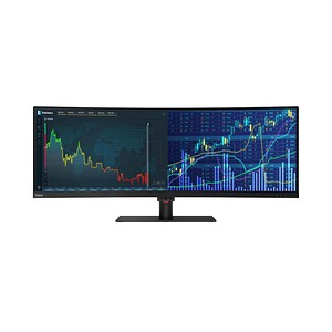 Monitor ThinkVision P44w-10 61D5RAT1EU von Lenovo