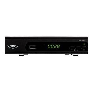 xoro HRK 7659 DVB-C Receiver SAT100497