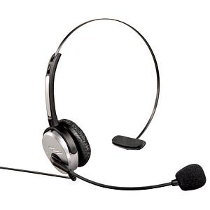 hama Headset schwarz 40625