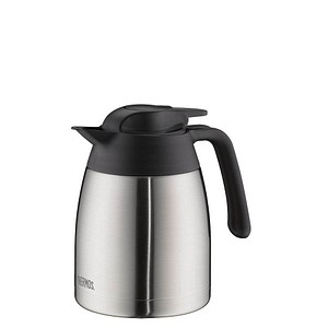 THERMOS® Isolierkanne silber 1,0 l