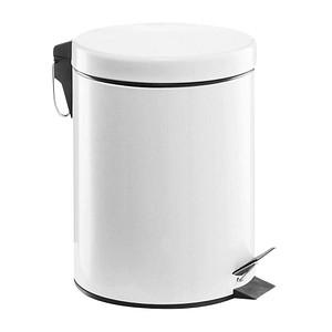Zeller Mülleimer 5,0 l weiß