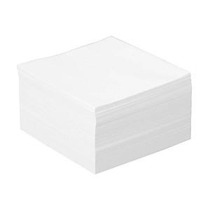 neutral 500 Blatt Notizzettel weiß