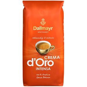 Dallmayr Kaffee Crema d'Oro intensa Kaffeebohnen 1,0 kg