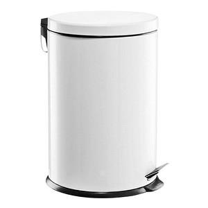 Zeller Mülleimer 20,0 l weiß