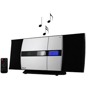 soundmaster DISC5000 HiFi-Anlage 2x 50 W